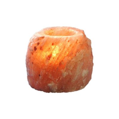 Подсвечник солевой Скала