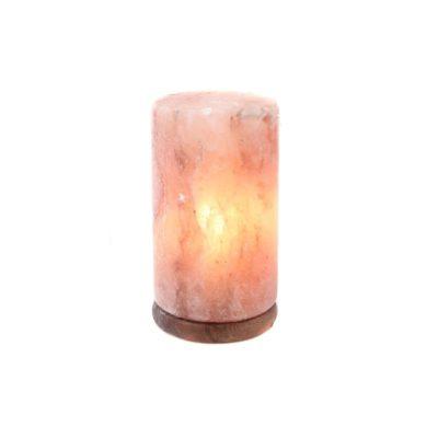 Солевая лампа Колонна