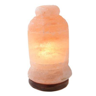 Солевая лампа колокол