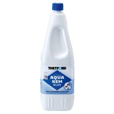 Жидкость для биотуалета Аква Кем Блю 2л (для нижнего бака)