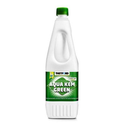 Жидкость для биотуалета Аква Кем Грин 1,5л (для нижнего бака)