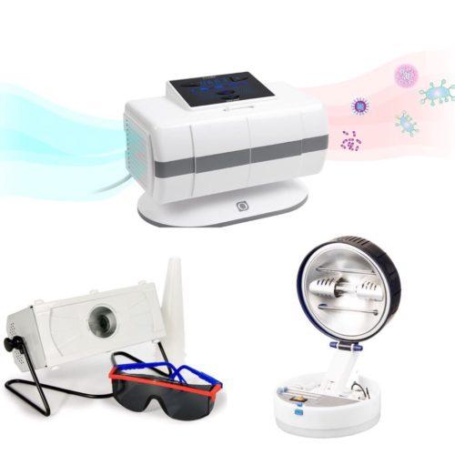 Ультрафиолетовые кварцевые облучатели