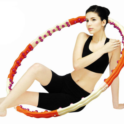 Обруч с магнитными вставками Jemimah Health Hoop II