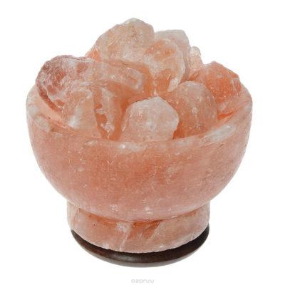 Чаша с кристаллами