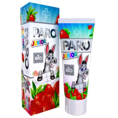 Зубная паста Paro Dent BIO Junior с витаминами от 3 до 11 лет, 50мл, арт.pd21