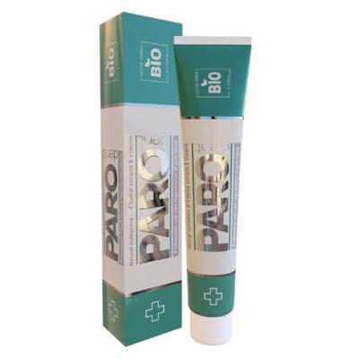Зубная паста Paro Dent BIO melissa регенерирующая с витам.Е и пантенолом, 75мл, арт.pd11