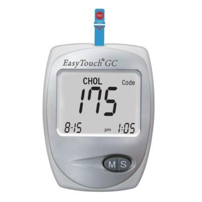 Анализатор биохимический глюкозы и холестерина Easy Touch GC
