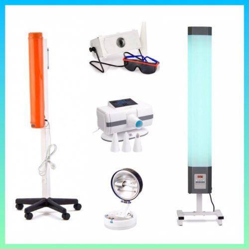 Ультрафиолетовые облучатели и стерилизаторы