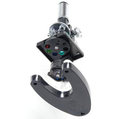Микроскоп Микромед в кейсе 100х-900х….