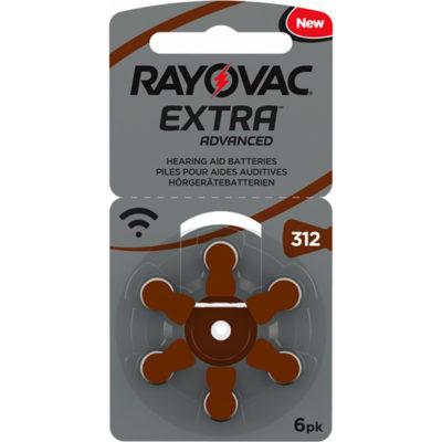 Rayovac № 312