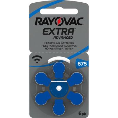 Rayovac № 675