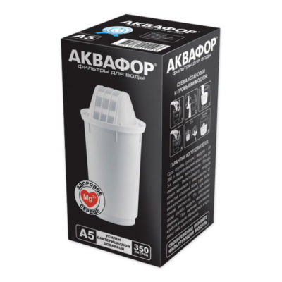 Картридж (модуль сменный) АКВАФОР А5